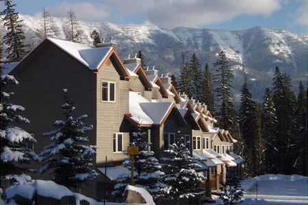 Stone Creek Chalet - Slopeside - Fernie - Kondominium