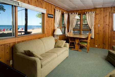 Fishery Pointe Beach Cottages #7 - Escanaba - Kulübe