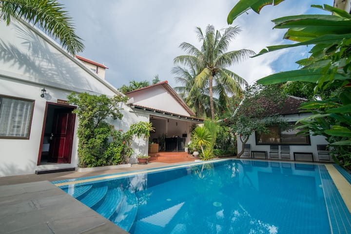 Pub Street Private Villa Pool WiFi 15Mb #5/6