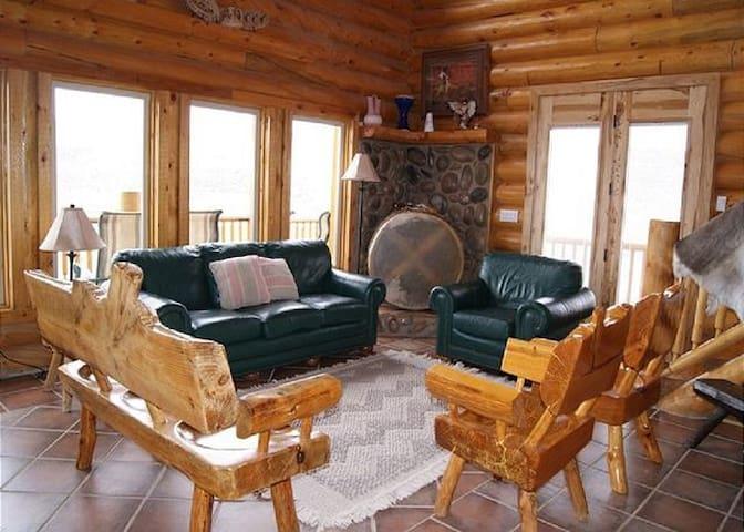 Red Rock Ranch Cabin - Escalante - Cabaña