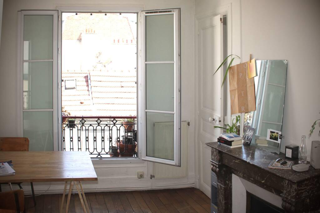 Espace entrée - Room 1