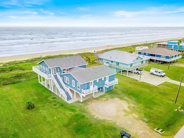 Beachfront Sunset - HGTV - Sleeps 25!!