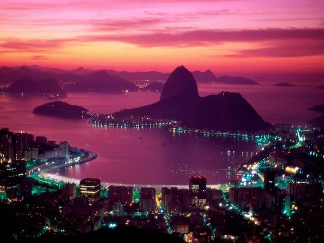 Rio Beach Chateau - Rio de Janeiro