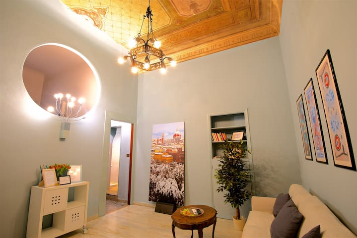 VIA ROMA 4 HOME - your home just 50mt from Duomo - Firenze - Apartment
