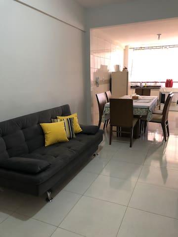 Apartamento completo em Ouro Branco