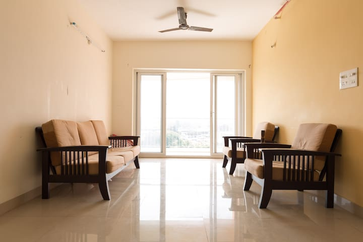 Luxurious home stay. - Hyderabad - Apartamento