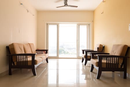 Luxurious home stay. - Hyderabad - 公寓