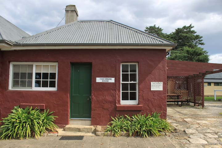 The Coachman's Quarters - Shoalhaven Heads - Outro