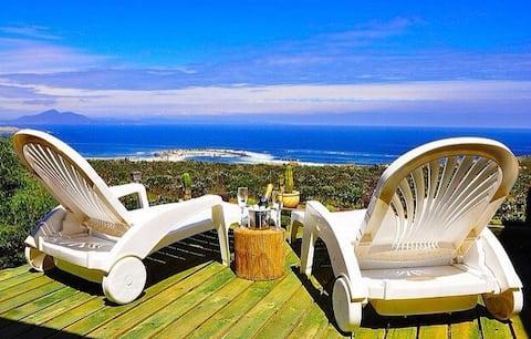 Cabaña en Totoralillo-La mejor vista al mar- 4 pax