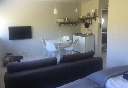 Great apartment in the center of town - Vestmannaeyjabær - 公寓