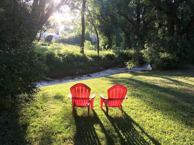 Imagine yourself unwinding here...