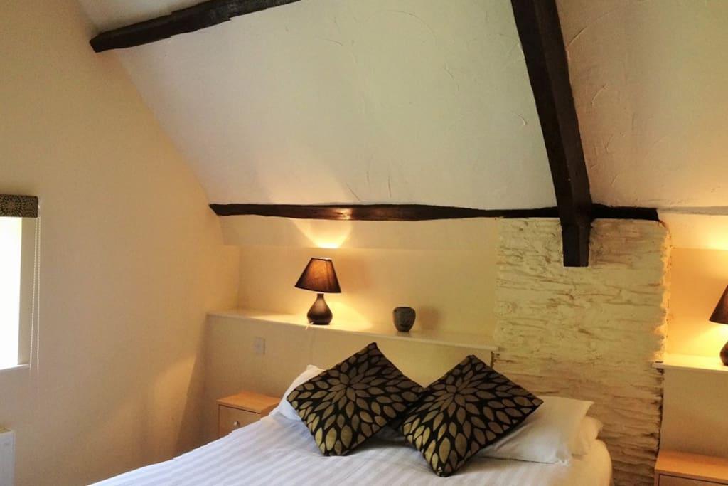 Second comfortable double bedroom.