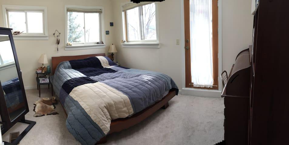 Sunrise Room Sanctuary - Lyons - House