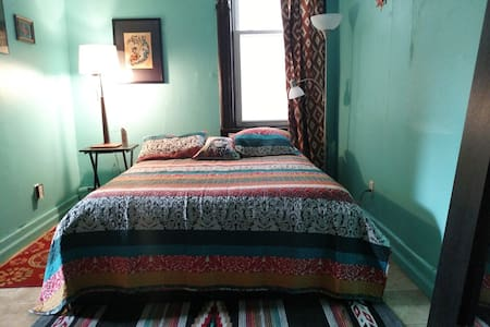 Quiet, Cozy Western-style 1 BR Apt-15 Min To NYC! - Weehawken - Apartment