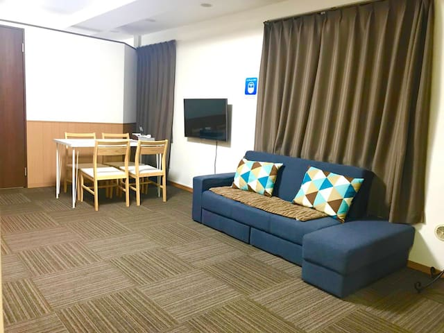 501★NEW★Big Flat 5PAX Asakusa area/Easy to Airport