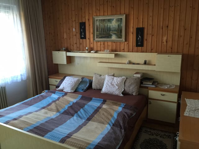 Entire house/apartment - 5 min from Pohorje resort - Maribor - Huis