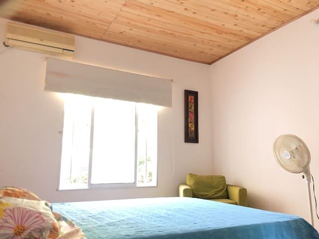 Habitación con aire acondicionado - Ayapel - Дом