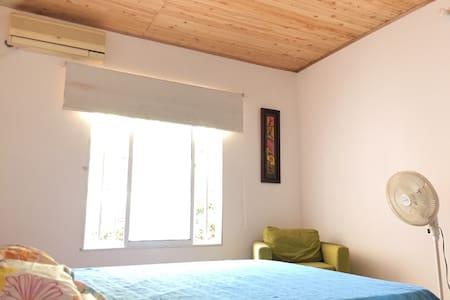 Habitación con aire acondicionado - Ayapel - Casa