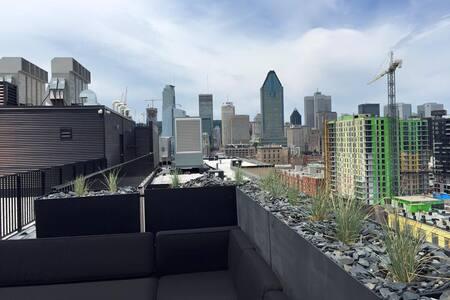 Appartement moderne - Montréal