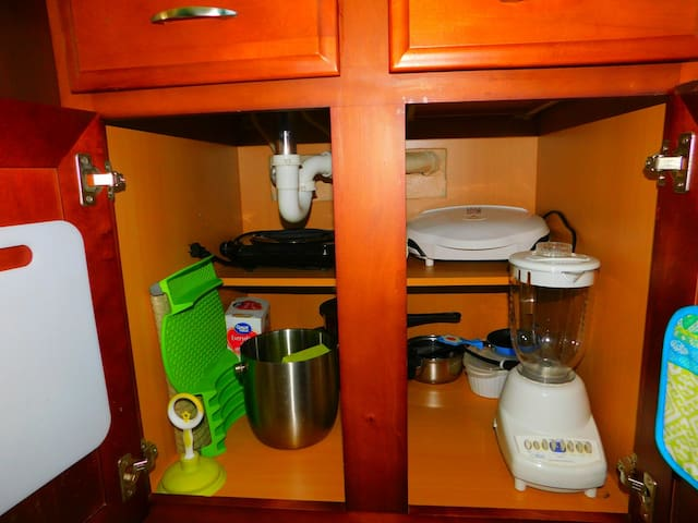 Small Appliances available