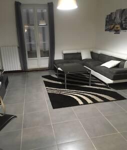 Chambre Ajaccio centre - terrasse intérieure