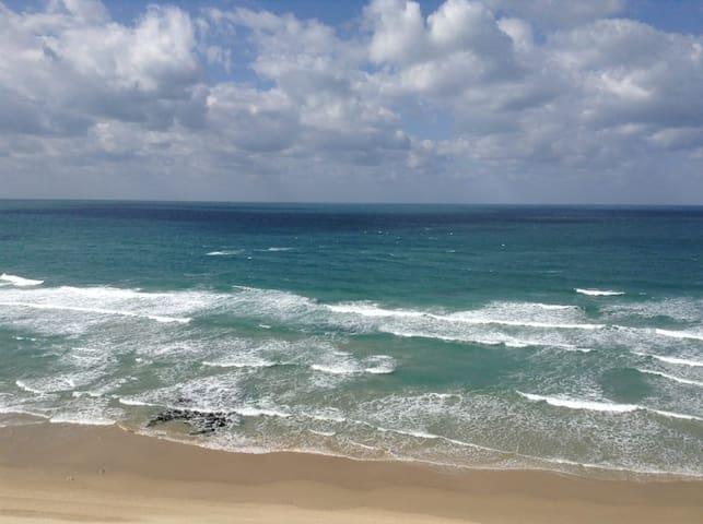 un coin de bonheur -face mer et plage- 100m2  -