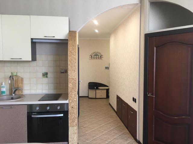 Апартамент в Изумрудном Городке
