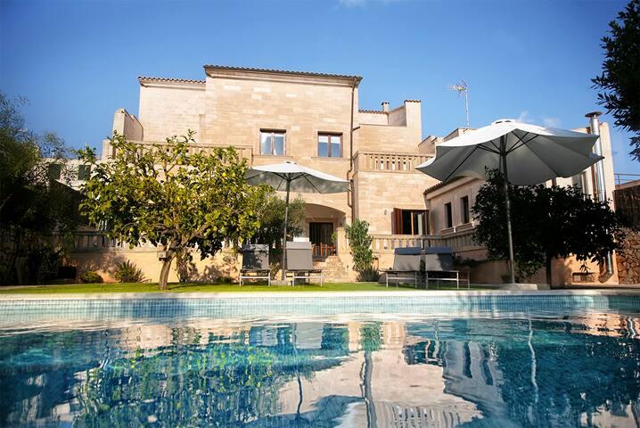 Casa Ses Bassoles - Santanyí - Ev