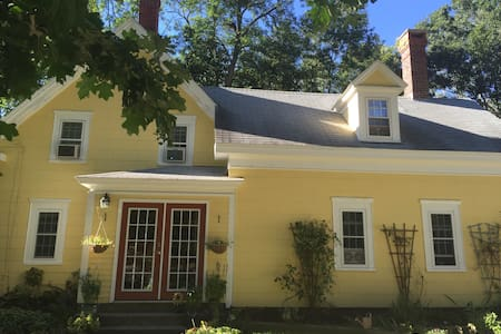 Mind-Body Retreat Center in Maine - 基特里(Kittery)