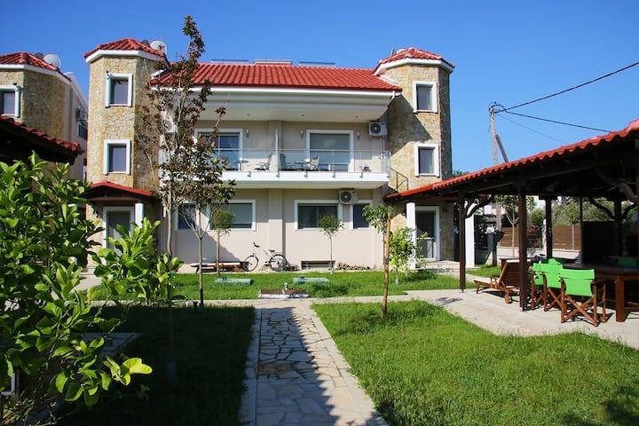 Toroni Luxury Villas - Deluxe villa