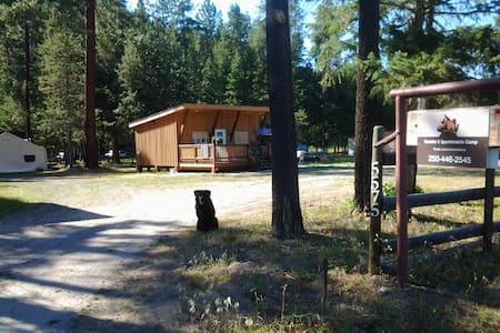 Double E Sportsman's Camp for larger groups - Westbridge - Cabin