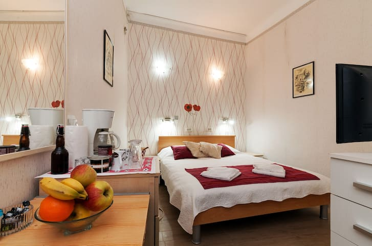 Guest House Pegla - soba s bračnim krevetom