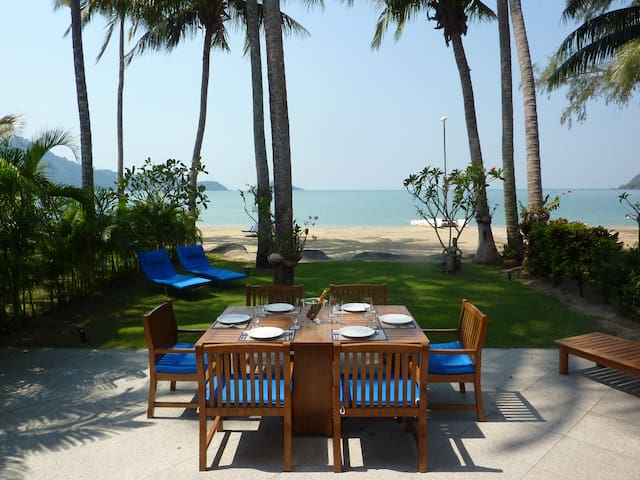 Luxurious villa on the beach - Siam Royal View - Vila