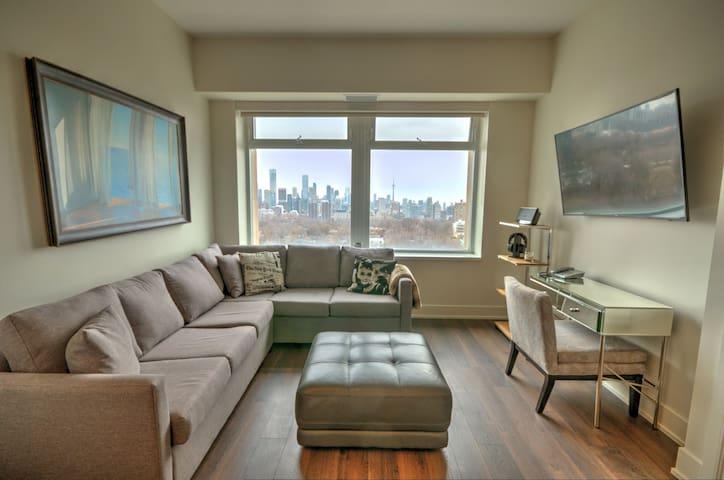 Two bedroom condo, Sleeps Six, Fantastic View