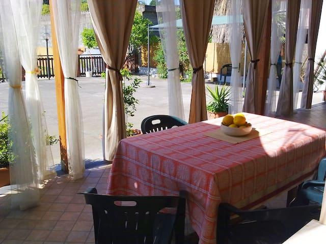 B&B I Giardini di Venere camera etna - Santa Venerina - Bed & Breakfast