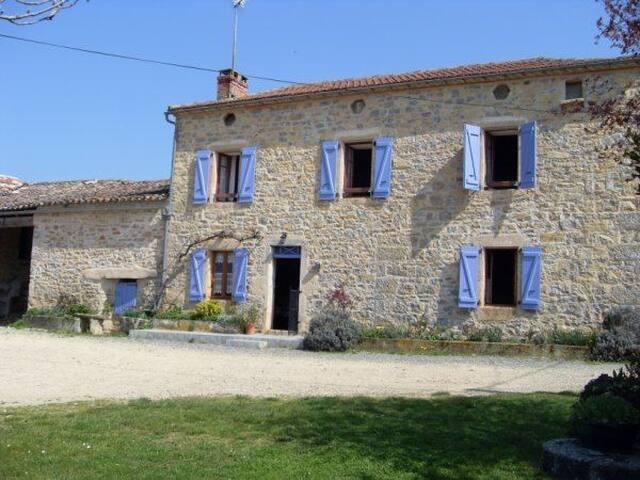 old french farm