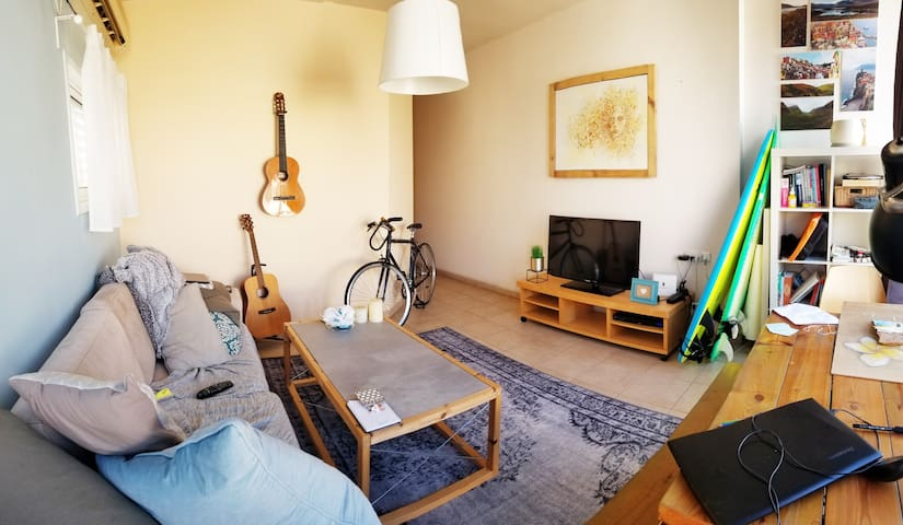 Charming and beautiful center TLV appartment