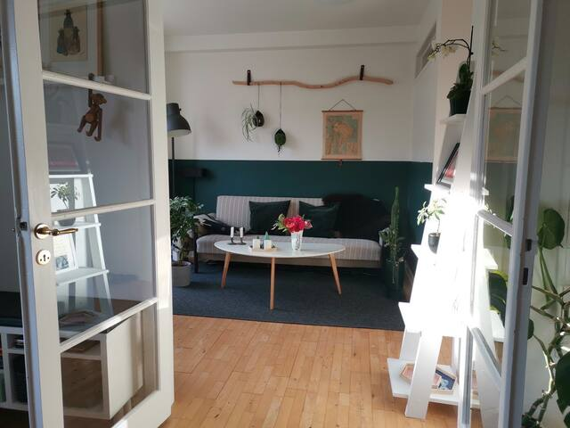Cozy Aarhus apartment close to the sea and centre