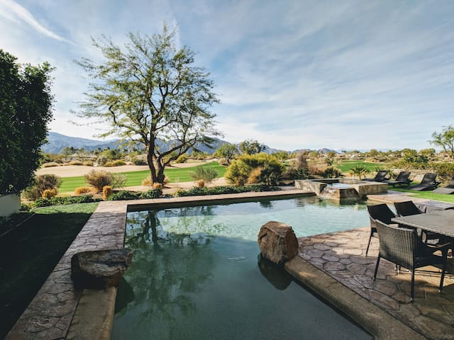 MILLION DOLLAR HOME - PGA West 4BR/5BA Pool/Spa