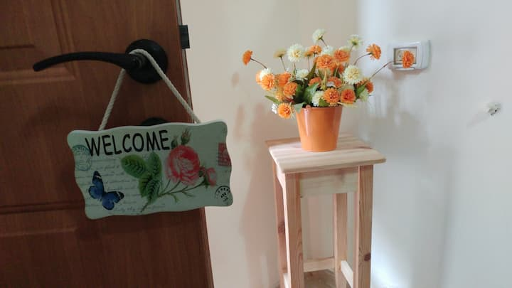 Haifa Vibes - Garden apartment in a great location