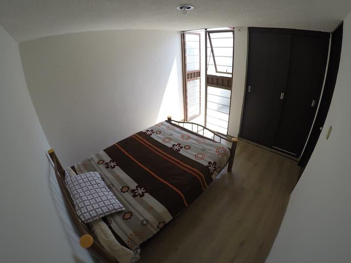 Habitacion confortable cerca del centro y la BUAP