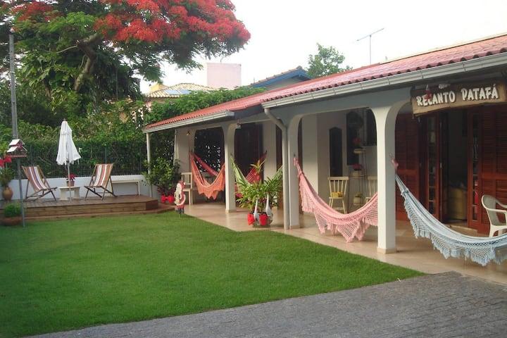 Recanto Patafá-Lagoinha do Norte, Florianópolis/SC