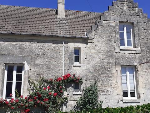 maison au calme 15min de Soissons