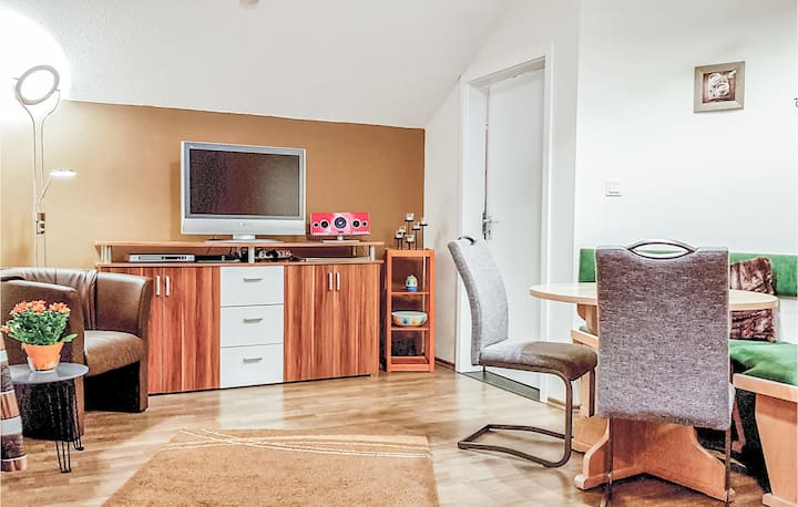 Awesome home in Grafenwiesen with 1 Bedrooms