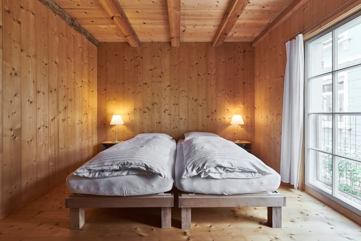 Fischerhäuser, Übernachten im Baudenkmal, 2-Bett