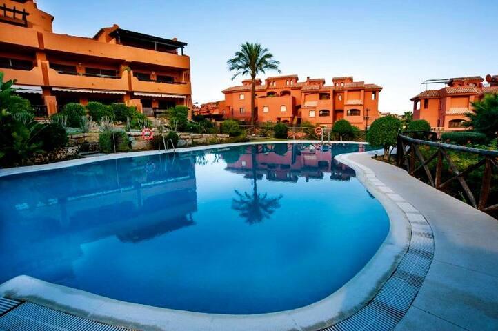 Great Apt. at Jardines de Nueva Galera - Buenas Noches - Apartamento