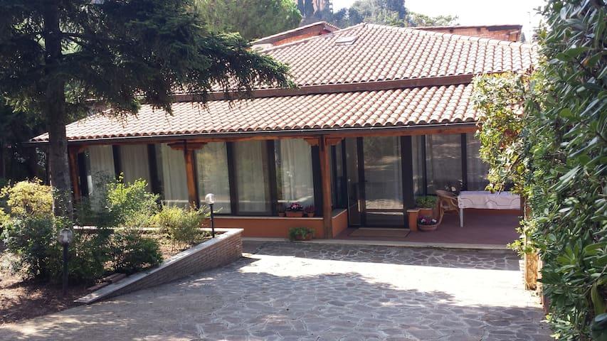 atmosfera magica - Monte Porzio Catone - Lägenhet