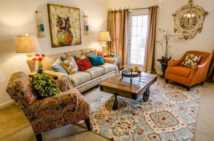 Clean apt just for you | 3BR in Boiling Springs