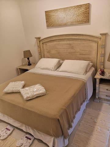 Dormitorio Suite Cama Queen