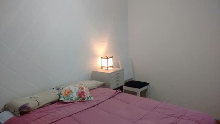 Apartamento inteiro, 5min do cindacta Bacacheri